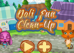 play Doli Fun Clean Up