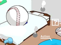 play Escape Game Of Baseball Boy 2014