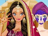 play Indian Dancer Makeover
