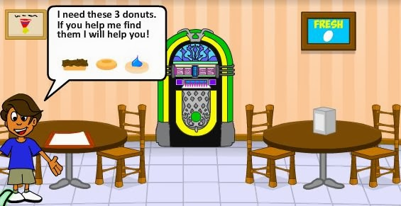 play Find Hq Donut Shop