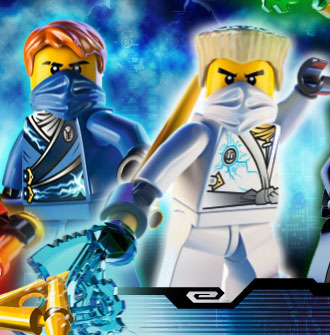 Ninjago Rise Of The Nindroids - Play The Free Game Online