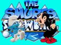 play Smurf Snowball