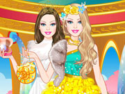 Barbie-Water-Princess-Dress-Up