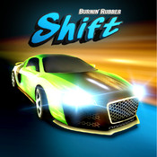 play Burnin' Rubber Shift
