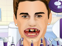 play Justin Bieber Tooth Problems