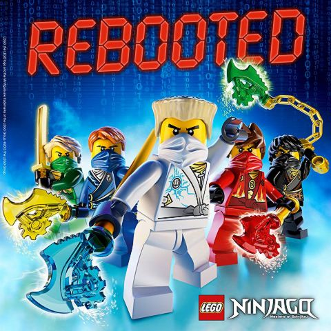 play Ninjago Rebooted
