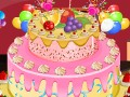 play Delicious Cake Decoration