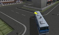 play School Bus Parking 3D