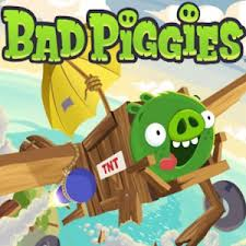 play Bad Piggies Hd 3.8 Ground Hot Day