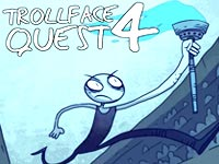 play Trollface Quest 4: Winter Olympics