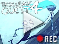 play Trollface Quest 4 Walkthrough