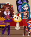 play Monster High Haunted House Decoration