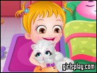play Baby Hazel Naughty Cat