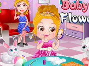 play Baby Hazel Flower Girl