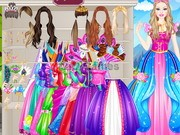 play Barbie Island Prince Dress Up