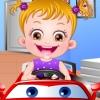 play Baby Hazel Flower Girl