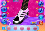 play Shoe Designer