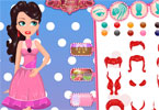 play Pin-Up Bridesmaid Doll Creator