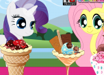 play My Little Pony Ice Cream Parlor