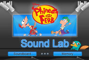 Sound Lab game