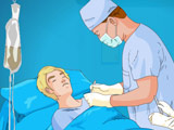 play Operate Now! Tonsil Surgery