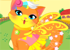 play Angel Cat Dress Up