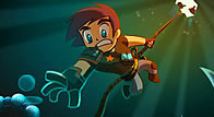 play Slugterra Secret Of The Shadow Mines