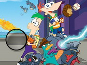 play Phineas And Ferb Hidden Letters