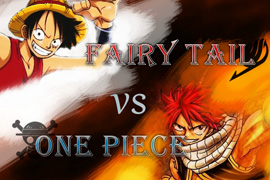 play Fairy Tail Vs One Piece 0.6