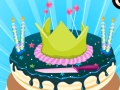 play Crown Cake Decor