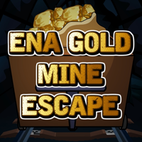 play Ena Gold Mine Escape