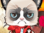 play Grumpy Cat Dress Up