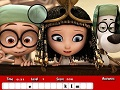 play Mr Peabody And Sherman Hidden Letters