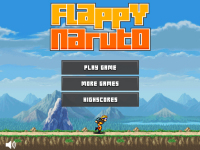play Flappy Naruto