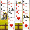 play Japanese Warrior Solitaire