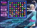 play Princess Elsa Bejeweled