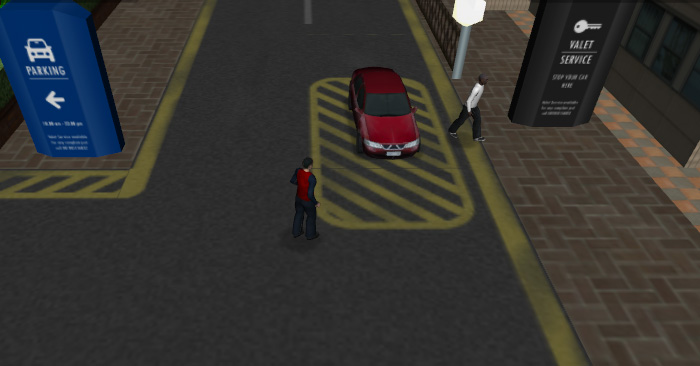 parking games 3d