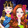 play Barbie Monster High Star