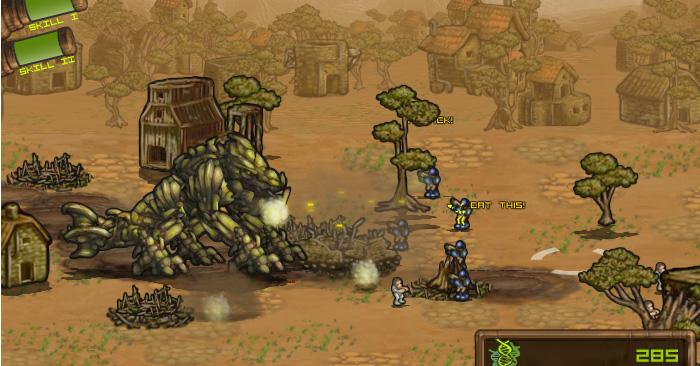Building destruction games online