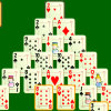 play Pyramid Solitaire