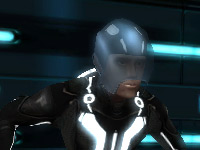 play Tron Legacy Disc Battle