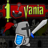 One Button Vania game