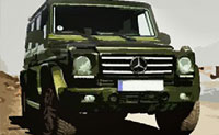 play 4X4 Gclass Racing
