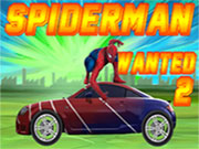 play Spiderman Wanted 2