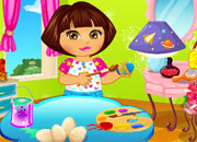 play Dora Easter Day