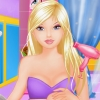 play Barbie At The Spa Salon