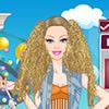 play Barbie Hipster Princess Dress Up