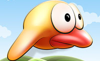 play Flappy Bird 3D