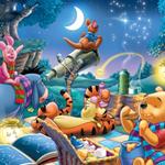 play Hidden Numbers-Winnie The Pooh