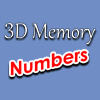 play 3D Memory: Numbers